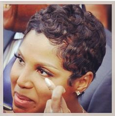 African American Short Finger Wave Hairstyles Best Short