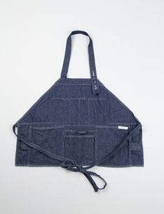 Engineered Garments Indigo 8oz Denim Nail Apron