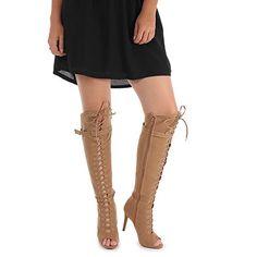 Summer Boots Feminina Lara - Bege