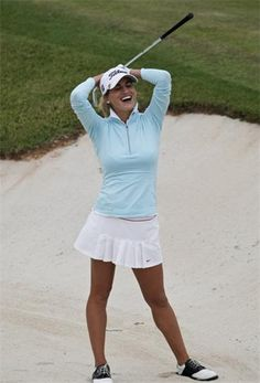 Yet another talented - and lovely - addition to the LPGA Tour: Belen Mozo