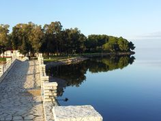Planet Earth, Planets, Greece, Beautiful Places, River, Island, Outdoor, Spaces, Style