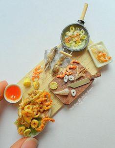 Seafood - Valentina Manzo