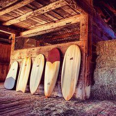 Different shapes and sizes. Surfboards A la tabla! Ron Malibu www.facebook.com/malibuespana