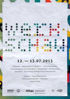 Werkschau Poster | From up North