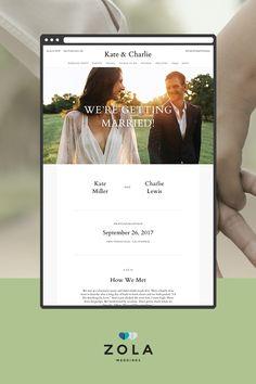 Morrison Wedding Website Design Company Designs Morrisons Planning