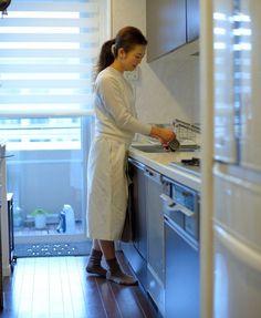 オープン収納だから調理が驚くほどスムーズ!Emiさんちのキッチン(画像1/6) | レタスクラブニュース