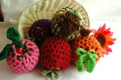 Apple Cozies 6 Pack  FREE Shipping  MTO  by HandmadeHealth on Etsy, $33.00