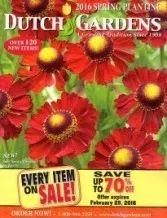 Dutch Gardens Catalog