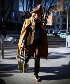 ON THE STREET - Mauro Del Signore Via Bergognone Milan www.maurodelsignore.com