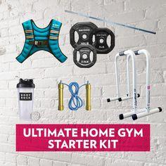 Ultimate Home Gym Starter Kit