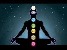 Cómo Sanar Usando Los Chakras - auto curacion -sanacion cuantica - YouTube