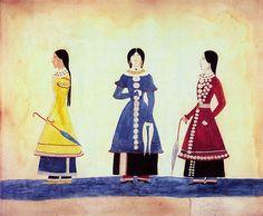 Historic Iroquois and Wabanaki Beadwork: Iroquois Regalia During the 18th and 19th Centuries