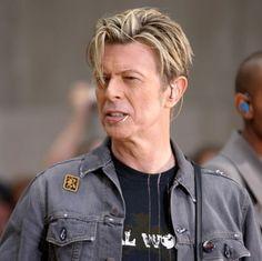David Bowie 2003