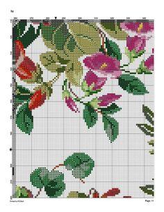 127579-d37ac-43492905-m750x740-u3f93b (541x700, 181Kb) Cute Cross Stitch, Cross Stitch Charts, Cross Stitch Patterns, Crochet Patterns, Cutwork, Cross Stitching, Blackwork, Embroidery Designs, Pattern Design