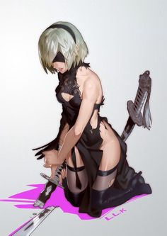 2B [YoRHa No. 2, Model B]