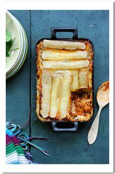 Idée recette : lasagnes au reblochon