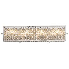 Plc lighting rigga 4 light 9 in polished chrome waterfall vanity ove ashcombe led 4 light vanity light mozeypictures Images