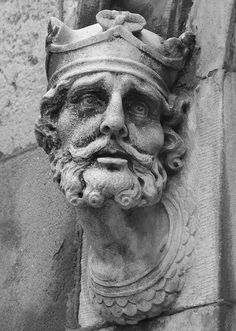Brian Boru, Dublin Castle chapel. ~Repinned Via Patti Pat http://www.flickr.com/photos/jaobrien/6473604797/
