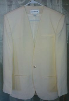 Women's Very Expensive Beautiful Blazer Size 4 in Clothing, Shoes & Accessories, Women's Clothing, Suits & Blazers | eBay