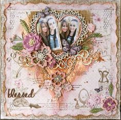 Such a Pretty Mess: Love in Summertime {Maja Design and Scrapbook Diaries Kit!} PLUS A GIVEAWAY!!!