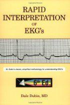Rapid Interpretation of EKG's, Sixth Edition  By Dale Dubin