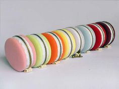 6.5cm Macaron Coin Purse / Jewelry Box  Sweet Candy by pscraft, $15.00