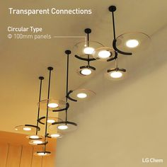 As the largest OLED Light Panel manufacturer in china, UIV CHEM sales quality Circle OLED lighting panel to customers all over the world. Pendant Chandelier, Ceiling Pendant, Pendant Lighting, Ceiling Lights, Oled Light, Lighting Design, Night Light, Track Lighting, Interior Design