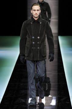 Giorgio Armani Fall 2013 Menswear