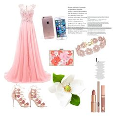 """""""party dress"""" by haramnoor222 on Polyvore featuring beauty, Marchesa, New Look, BaubleBar and Dolce Vita"""