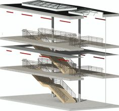 Clearance Height on Stairs – Watch your head! | Revit beyond BIM