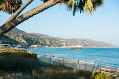 Adamson House Malibu Beach Wedding | Yvonne Goll