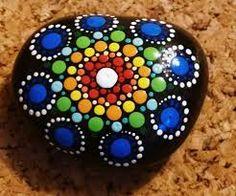 Image result for mandala stones