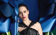 Descargar fondos de pantalla Emilia Clarke, la belleza, la actriz británica, de La Envoltura, Emily Clark