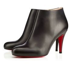 Belle - Red Bottom Christian Louboutin Shoes