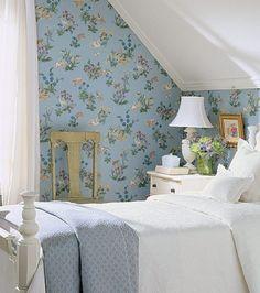 Sängens placering