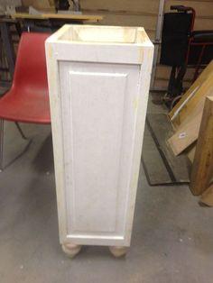 Hometalk | Recycling Bi-fold Doors Into Plant Stands