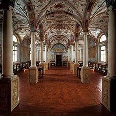 Biblioteca dell'Abbazia di San Giovanni, Parma