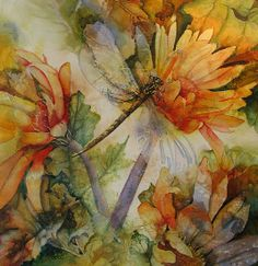 Deborah Vandenbloomer        Watercolor