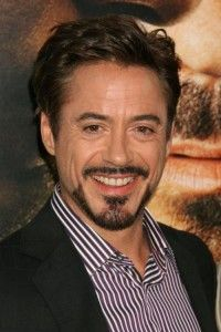 RDJ...His eyes and his laugh and the way he fills out that sexy red and gold armor....*Swoons*