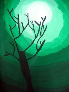 lesson ideas - Heather Martin - Picasa Web Albums - Photos that inspire for Art Lessons Monochromatic Paintings, Value In Art, 2nd Grade Art, School Art Projects, Art School, Kindergarten Art, Art Lessons Elementary, Art Graphique, Painting Lessons