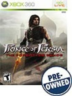 Prince of Persia: The Forgotten Sands — PRE-Owned - Xbox 360