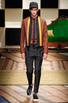 Salvatore Ferragamo Spring 2016 Menswear Fashion Show