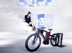 BlackTrail e-bike. Sweet ride.