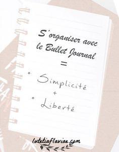 S'organiser avec un bullet journal est le meilleur moyen d'allier simplicité et liberté pour plus de productivité ! Découvrez ma présentation complète sur lutetiaflaviae.com
