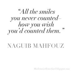 Mademoiselle Michael: Naguib Mahfouz: The Thief and The Dogs