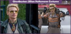 The best guide on making a Ghostbusters Jillian Holtzmann Costume. Here you will find a list of everything you will need to make an accurate costume!