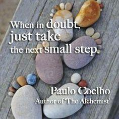 next small step