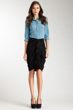 Eva Franco  Serenity Skirt