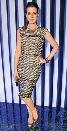 200 Celebrity Looks We Love - Kate Beckinsale in Balenciaga, 2009 from #InStyle