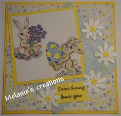 Melanie's Creative World: April 2011